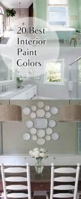 Best Home Interior Paint Colors by 20 Best Interior Paint Colors How To Build It