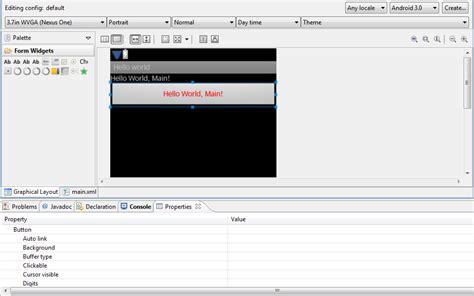 writer layout xml using xml based layouts inidreamtheater