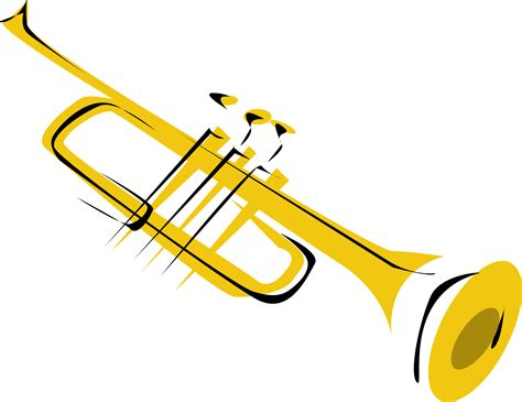 free clip trumpet clip free clipart panda free clipart images