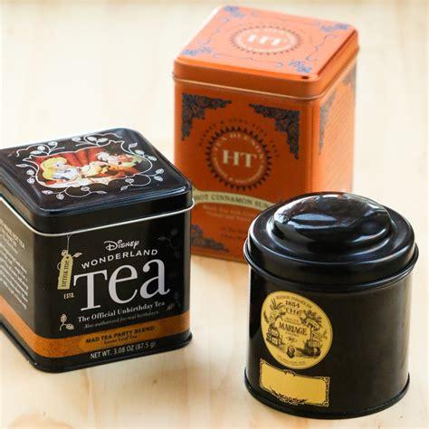 Tea Tin tea tin topiaries thirsty for tea
