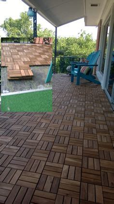 ikea deck tiles patio me up pools