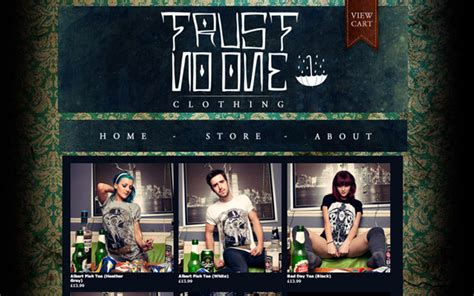 big cartel store templates 20 awesome big cartel store exles iamthetrend