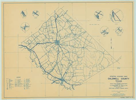 map of caldwell texas texasfreeway gt statewide