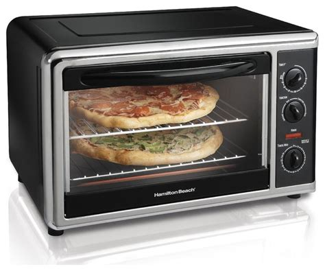 Best Countertop Oven by Hamilton Countertop Oven With Convection Rotisserie