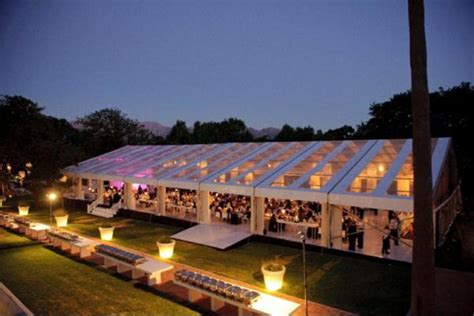 Wedding Arch Hire Cape Town by Marquee Hire Chattels