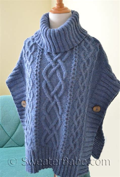 knitting pattern poncho sweater noe valley sweater preview and giveaway knitting