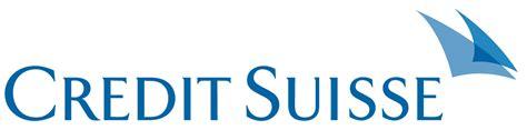 Credit Suisse Credit Letter Credit Suisse Logo Vector Vectorfans