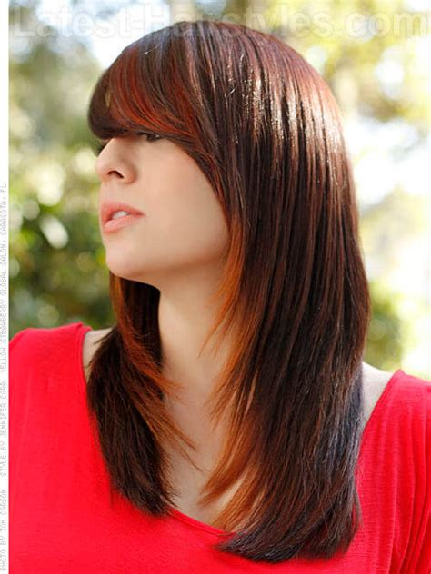 for your hair bucket list 43 side swept bangs front side swept bangs www pixshark com images