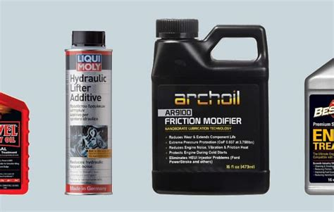 oil additives  noisy lifters  products  quiet  engine