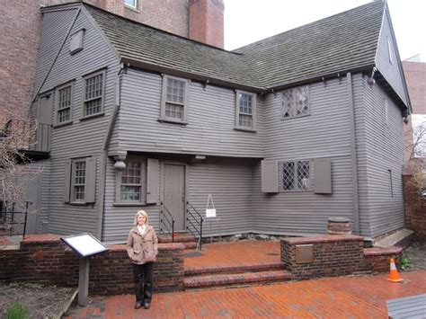 Paul Revere House by Paul Revere House Places Ive Been Or Would Like To Go
