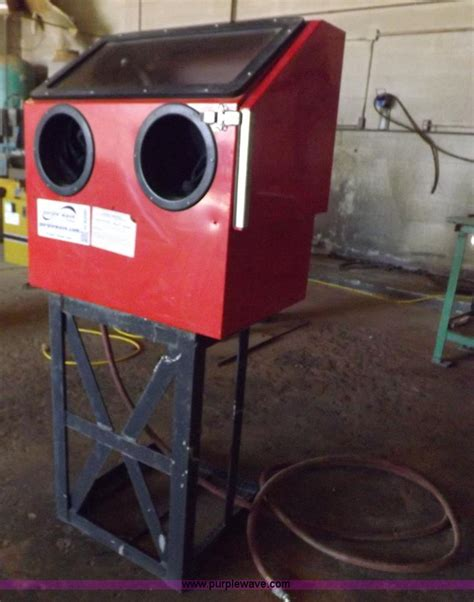 central pneumatic blast cabinet vehicles and equipment auction in independence kansas by