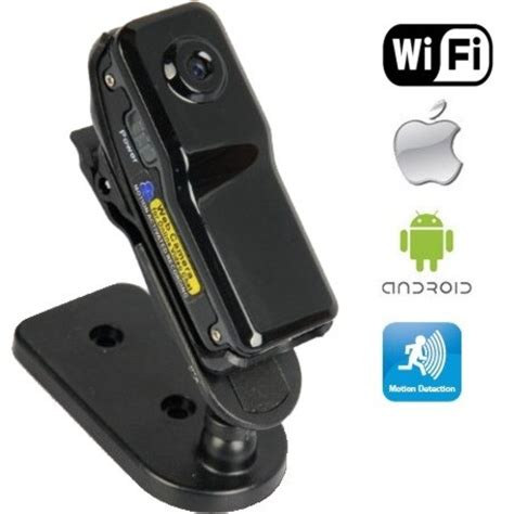 smallest wireless spy camera on micro sd | cool mania
