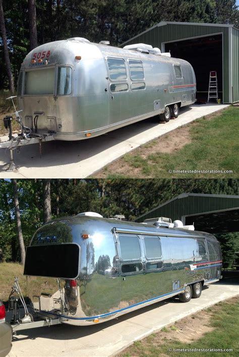 travel trailer restoration ideas best 25 airstream restoration ideas on used