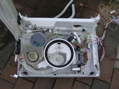 Beko Waschmaschine Fehlermeldung by Luftfalle Blomberg Waschmaschine