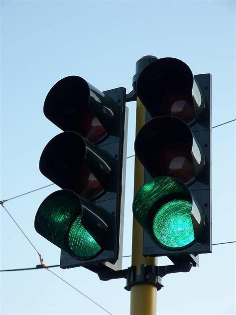 green light driving traffic light green go traffic light