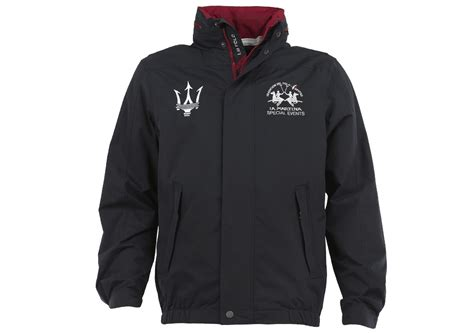 Maserati Jacket by Fancy Maserati La Martina Windbreaker Jacket