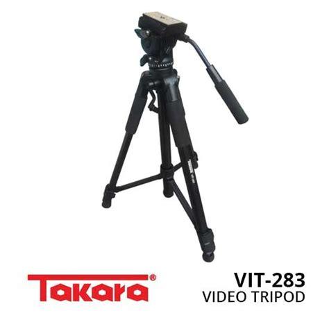 Takara Tripod Vit 283 Vit283 jual takara vit 283 tripod harga dan spesifikasi