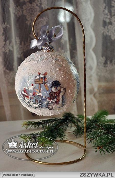 Decoupage Glass Ornaments - best 25 decoupage glass ideas on decorated