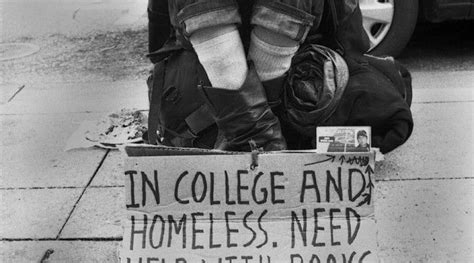 housing assistance for college students homeless kids can t get housing help if they go to college sage lewis homeless