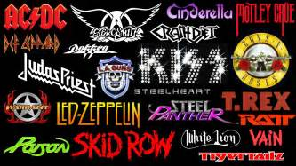 glam metal logo by feel the steel on deviantart