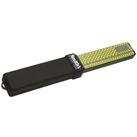bench knife sharpener smith s 4 inch diamond combo bench stone knife sharpener