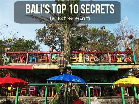 Jual Secret Passport 25 best ideas about bali on bali trip