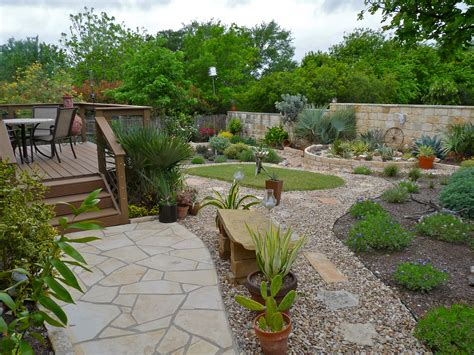 backyard landscapes central gardening providing informational