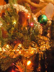 file christmas decorations on a tree closeup jpg
