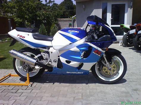 Suzuki Gsxr 750 1998 1998 Suzuki Gsx R 750 Image 4