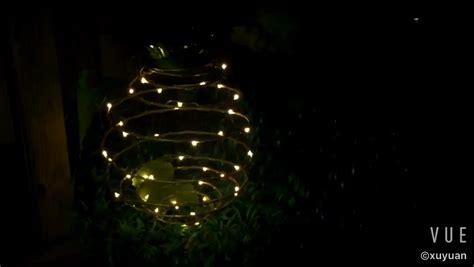 Spiral Led Pineapple Solar Lights Solar Powered Garden