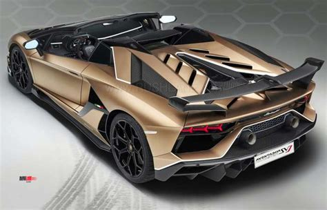 2019 lamborghini aventador svj roadster price lamborghini aventador svj roadster debuts india launch later this year