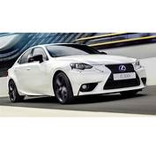 Lexus IS And CT Get Sport Editions In Europe