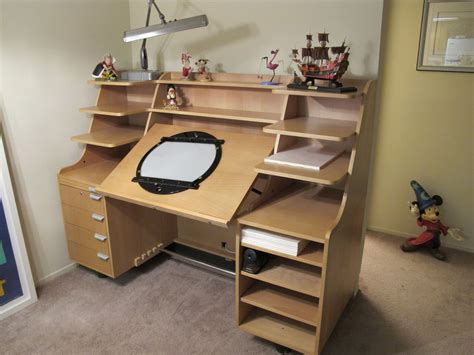 Animation Desk by Disney Animation Desk Plans 187 Woodworktips