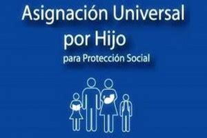 asignacion universal x hijo fecha d pago anses universo guia