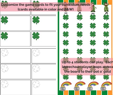 st creator free the classroom nook print and play 2 free st