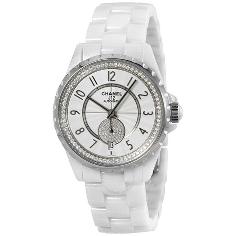 Chanel Ceramic White chanel j12 white ceramic automatic unisex