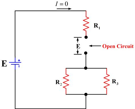 resistor circuits exles open resistor in parallel circuit 28 images voltage finding thevenin equivalent electrical