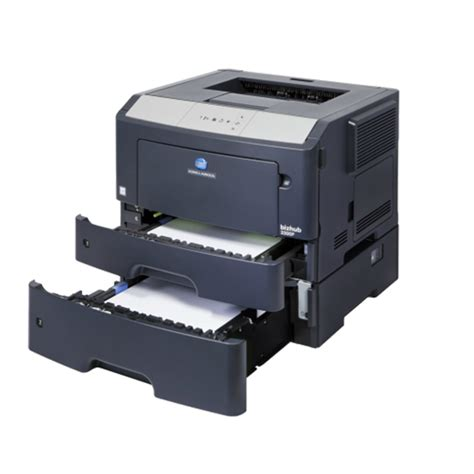 konica minolta bizhub 3301p laser printer copyfaxes