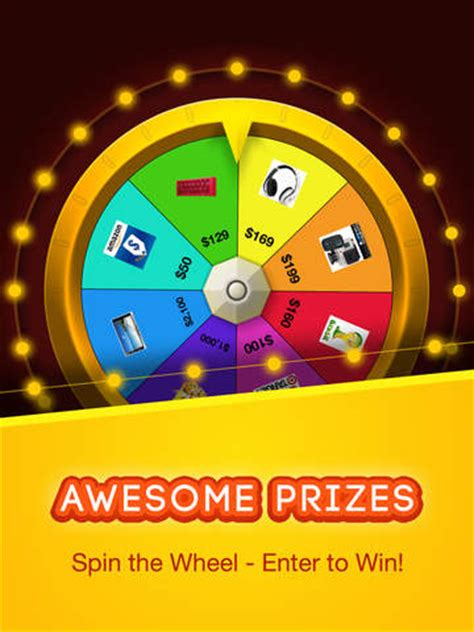 Free Sweepstakes And Giveaways - prize spin sweepstakes and giveaways ios