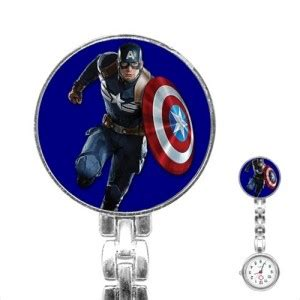 Casing Soft Captain America Marvel For Iphone 6 6s marvel captain america stainless steel nurses fob