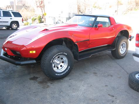 Wanted Corvette Body Lift Kit Corvetteforum Chevrolet
