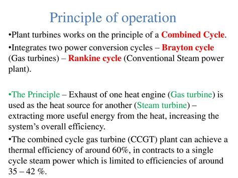 gas turbine power plant ppt video online download delighted working principle of steam turbine ppt images