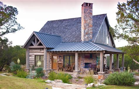 log cabin metal roof exterior rustic with log cabin decorative landscaping pavers