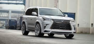 Lexus Lx F Wald Lexus Lx Revealed In