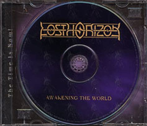 Lost Horizon Awakening The World Usa Cd lost horizon awakening the world album cd records