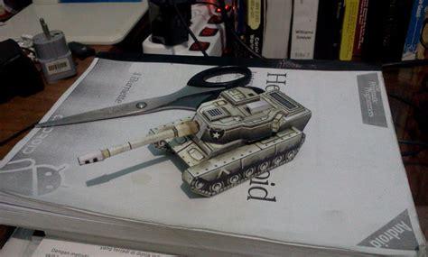 Papercraft Tank - crusader tank papercraft by n5p29 on deviantart