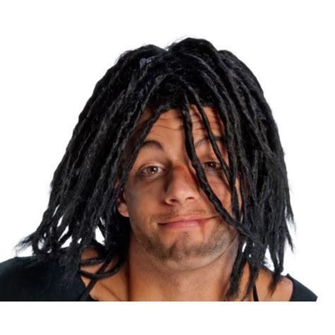cool dreads for men adult black dreadlocks wig rasta jamaican locks dreads