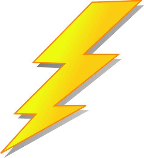 Clipart Of Lightning lightning clip at clker vector clip royalty free domain