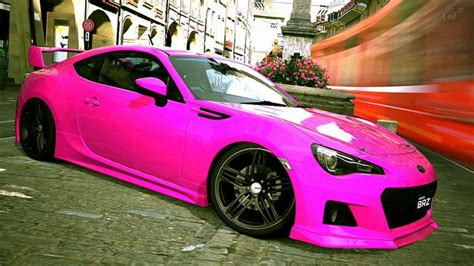 Pink Subaru Brz Cαяѕ
