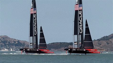 boat world usa will larry ellison s ego capsize the america s cup